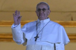 VATICAN-POPE-VOTE-CONCLAVE-FRANCIS I