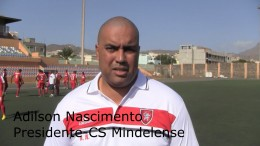 Presidente do CS Mindelense