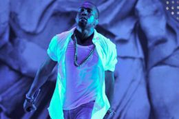 Kanye West performs at The Big Chill Festival 2011 - 06/08/11